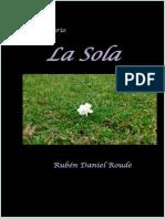 La Sola - Poemario