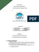 Bab 4 Praktik Manajemen Di Lingkungan Global