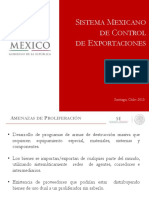 Sistema Mexicano Cntrol Export Chile Sept15 ALHR