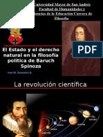 El Pensamiento Filosófico de La Edad Moderna El Tratado Teologico Politico de Spinoza I - Copia