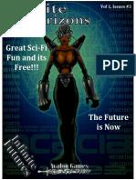 Infinite Horizons Issue 3