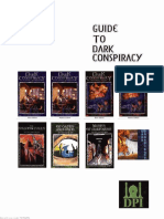DC2 Guide to Dark Conspiracy 2nd Edtion