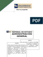 Material de Estudio 2016-1 Administracion General - (Ant)