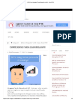 Cara Mengatasi Tanda Silang Merah Wifi _ Mas IPTEK