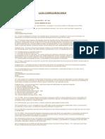 Leis Complementares Zoneamento Ouro Preto