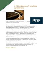 15 Promesas. REZA ROSARIOdocx