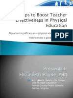 7 Steps to Boost Teacher Effectiveness
