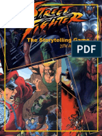Street Fighter TSG 20th Anniversary