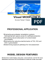 Introduction Visual Modflow