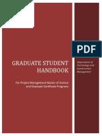 Graduate Manual - Missouri State