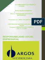 Presentacion Responsabilidad Social Empresarial Argos