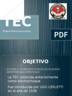TEC terapia electroconvulsiva