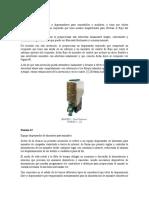 Patente Dosificador de Comida para animales