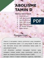 METABOLISME VITAMIN D.pptx