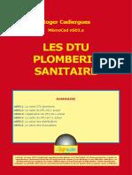15 Les Dtu Plomberie Sanitaire