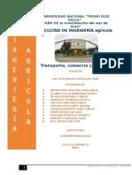 Transporte Comercio y Turismo Chanchito