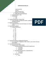 Dosificacion - Caracterisiticas Del Hormigon de Obra