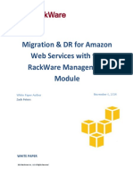 Whitepaper RackWare for AWS