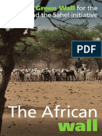Great Green Wall for the Sahara and the Sahel Initiative