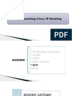 Materi CCNP Routing (BGP')