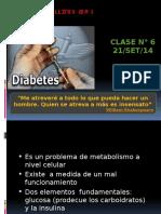 CLASE Nº 06 Diabetes Mellitus