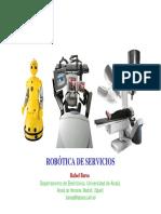 Robotic a Servicios