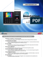 BioStation User Guide 1_94 En