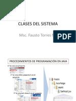 3° Sesión Clases de sistema y constructores_Proyección 2016