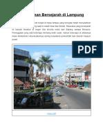 8 Bangunan Bersejarah Di Lampung