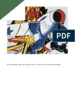 PDF Roy Lichtenstein