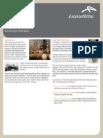 Arcelormittal Clad
