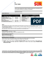 Ht-502-02220-000 Pintura Para Canchas Deportivas