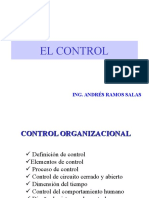 CONTROL ORG .ppt