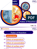 Chapter 12 Rates of Reaction