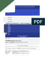 Ff 13 Waltrok