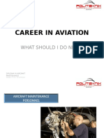 Career in Aviation