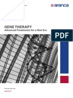 Gene Therapy - Advanced Treatments for a New Era_Aranca Special Report