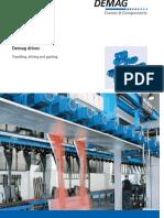 Gear Motor Sales Brochure