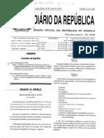 Diploma Espectaculos e Divertimentos Publicos