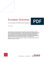 120622 RA EuropeanDirectives