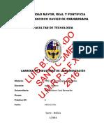 LUIS BERNARDO SANTI GÓMEZ - UMRPSFXCH - Determinación Del Contenido de Azucar en Mostos de Vino