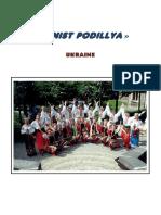 Yunist Podillya Folk Dance Group