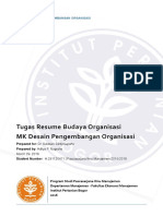 [Organizational Design] Aditya P Nugraha Denison
