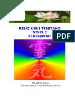 Manual Reiki 1