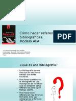 Cómo Hacer Referencias Bibliográficas