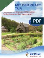 Hevert-Heilkräutergarten 2020