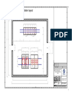 PV Plant Substation Layout