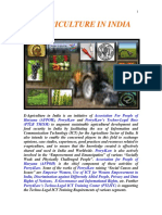E-AGRICULTURE IN INDIA.pdf