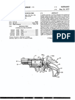 Revolver patent