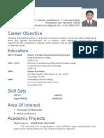 Dhin Resume (1)